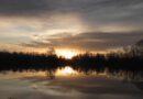 Feuerwehrsee Floriansee Sundowner Februar 2021
