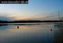 Abendstimmung in Pietzing am Simssee