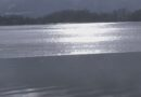 Happinger See Nachmittagstimmung Februar 2021
